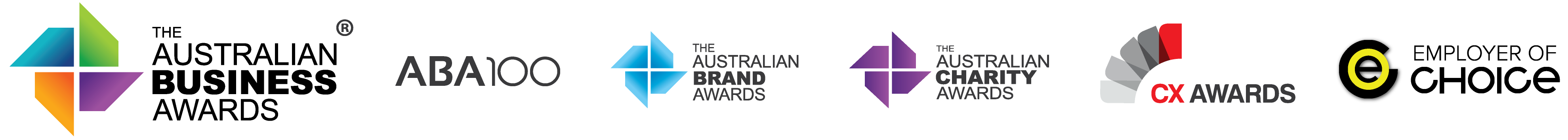 The Australian Brand Awards 2018 Logo